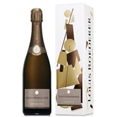 Louis Roederer Vintage Brut 2012 (6 x 750mL Graphic Gift Box), Champagne.