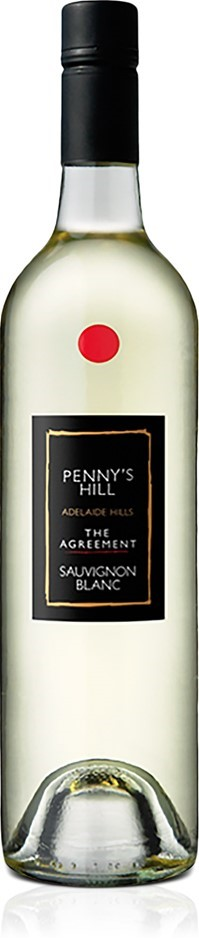 Pennys Hill The Agreement Sauvignon Blanc 2019 (6 x 750mL) SA
