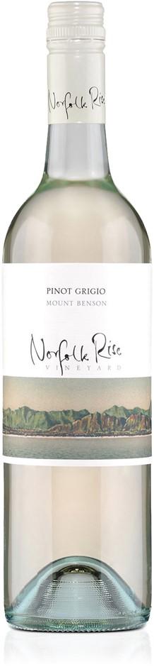 Norfolk Rise Pinot Grigio 2019 (6x 750mL). NZ
