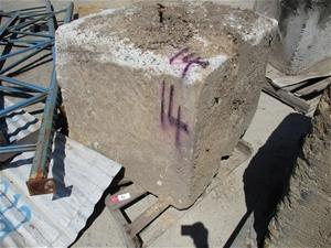 Concrete Block x 1