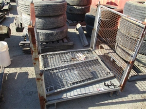 Mesh Pallet cage