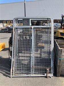 6 x Steel Truck Gates