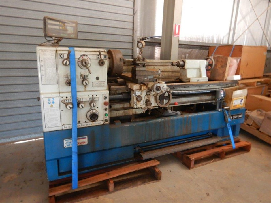Hafco Metal Master CL68A Lathe