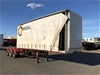 1998 Freighter ST3 24 Foot Triaxle 'A' Tautliner Trailer