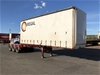 1998 Freighter ST3 24 Foot Triaxle 'A' Tuatliner Trailer