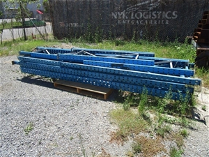Qty of Pallet Racking Uprights