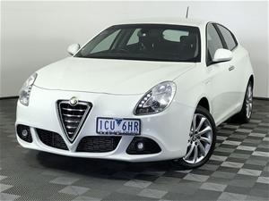 2014 Alfa Romeo Giulietta DISTINCTIVE Tu