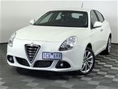 Unreserved 2014 Alfa Romeo Giulietta DISTINCTIVE