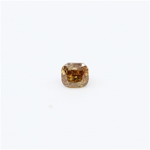 0.11 ct Fancy Yellow Diamond