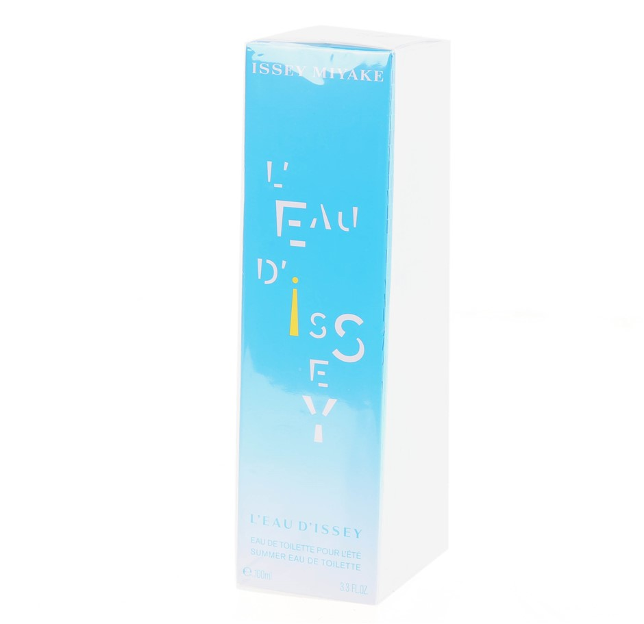 ISSEY MIYAKE eau de toilette 100ml. Buyers Note - Discount Freight Rates Ap