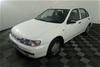 1997 Nissan Pulsar LX N15 Automatic Sedan