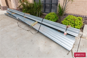 Qty Aluminium Top Hat Perlin Lengths