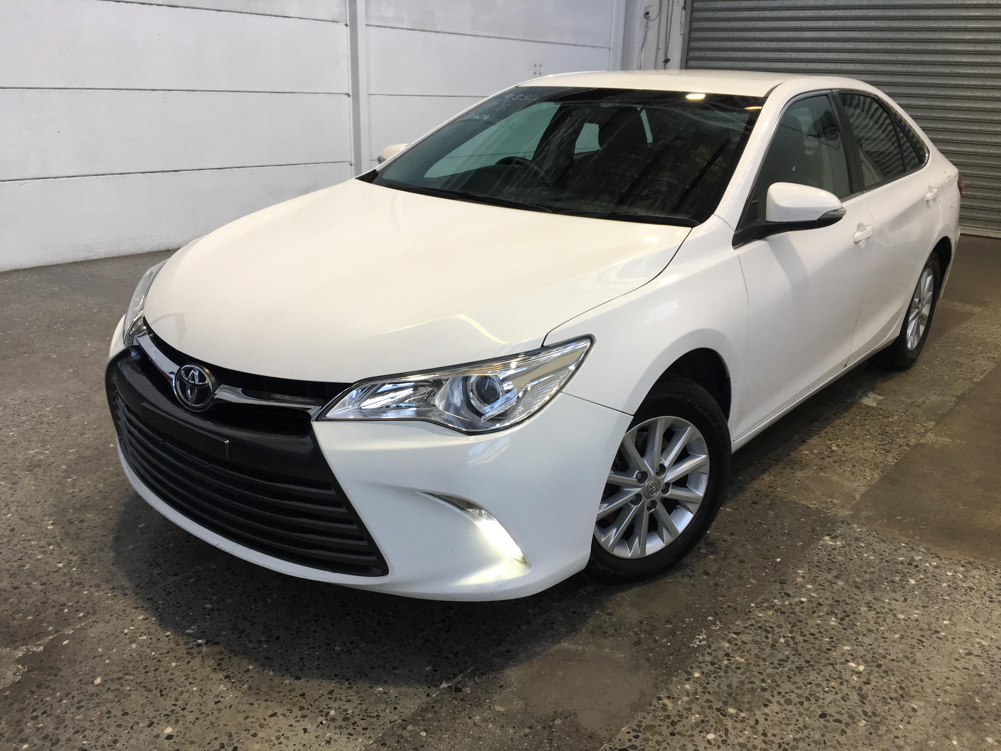 2016 Toyota Camry Altise ASV50R Automatic Sedan