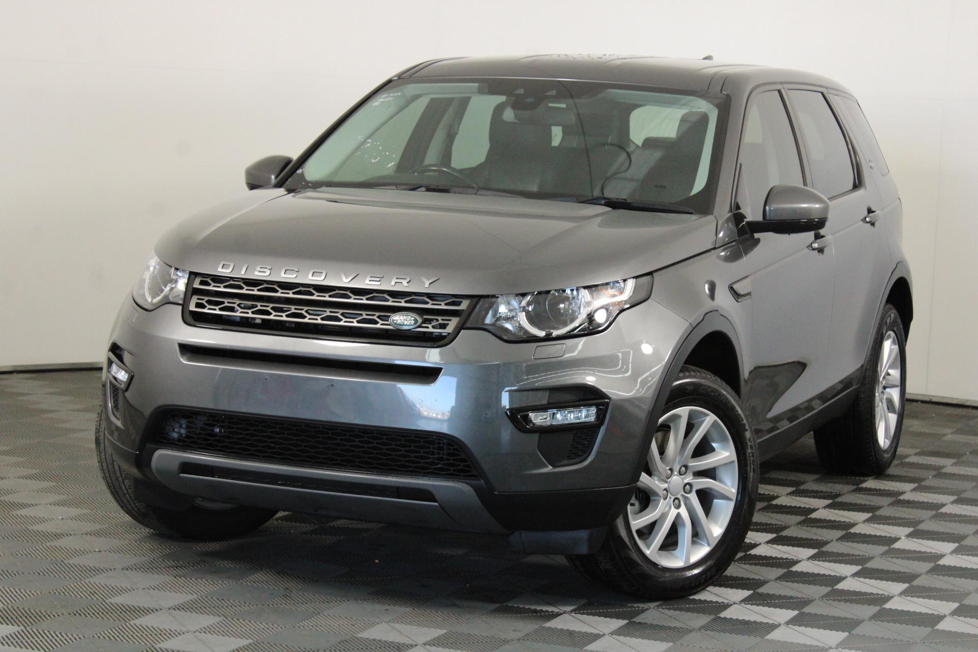 2017 Land Rover DISCOVERY SPORT TD4 150 SE Turbo Diesel 9 auto Wagon