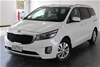 2016 Kia Carnival Si YP Automatic 8 Seats People Mover