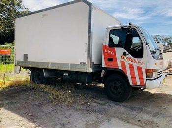 Pantech 20m3 Truck