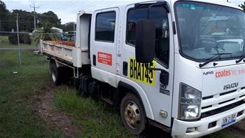 Tipper 3t (Dual Cab) Truck