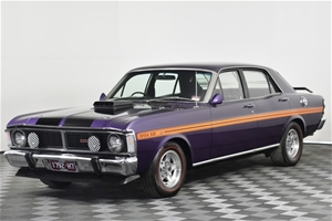 1971 Ford Fairmont XY GT 351 V8 Tribute