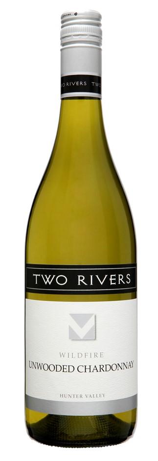 Two Rivers Wildfire Chardonnay 2019 (6x 750mL).