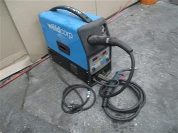 Weldcorp Inverter Mig 200 Multi Function Welder