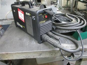 Uni-Mig Plasma Cut 40 Plasma Cutter