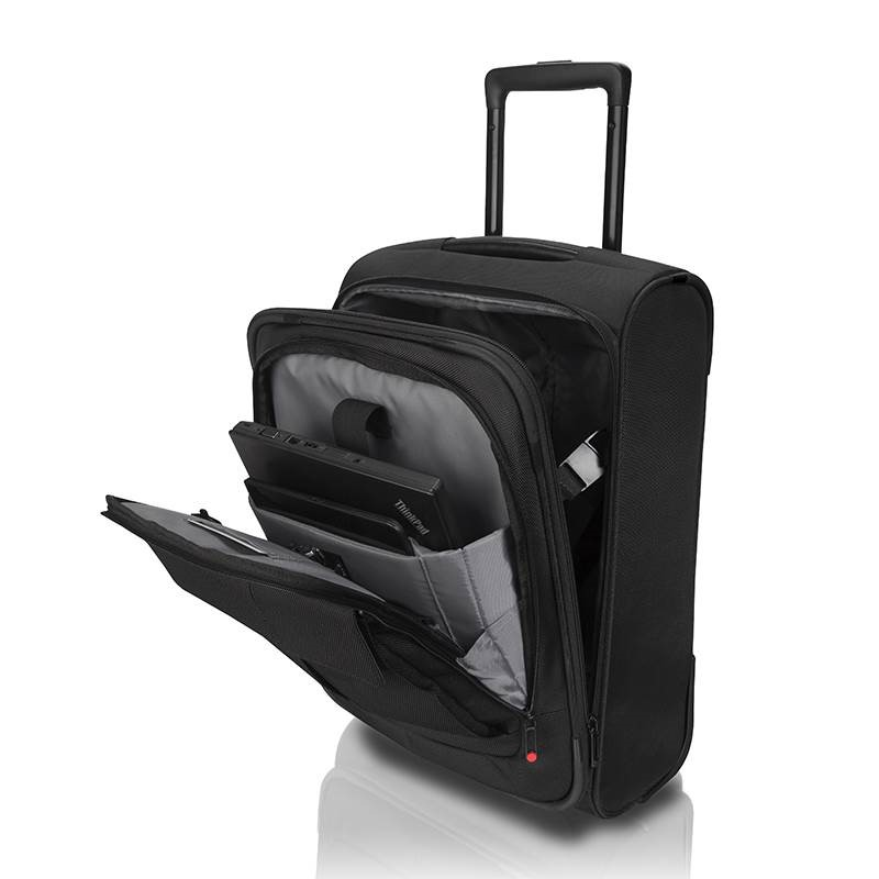 Lenovo ThinkPad Professional Roller Case, Black