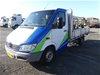 2003 Mercedes Benz Sprinter Table Top / High Pressure Washer Truc