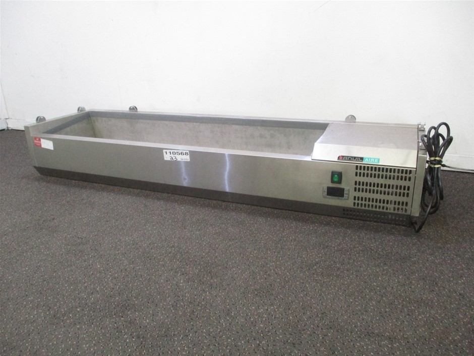 Anvil VRX1500 Refrigerated Display Canopy