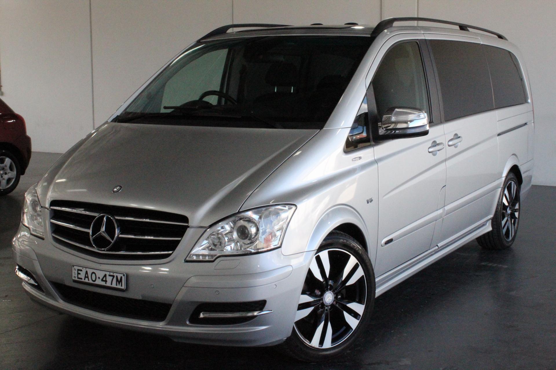 2013 Mercedes Benz Viano Avantgarde CDI30 Grand Edition 8 Seats Van