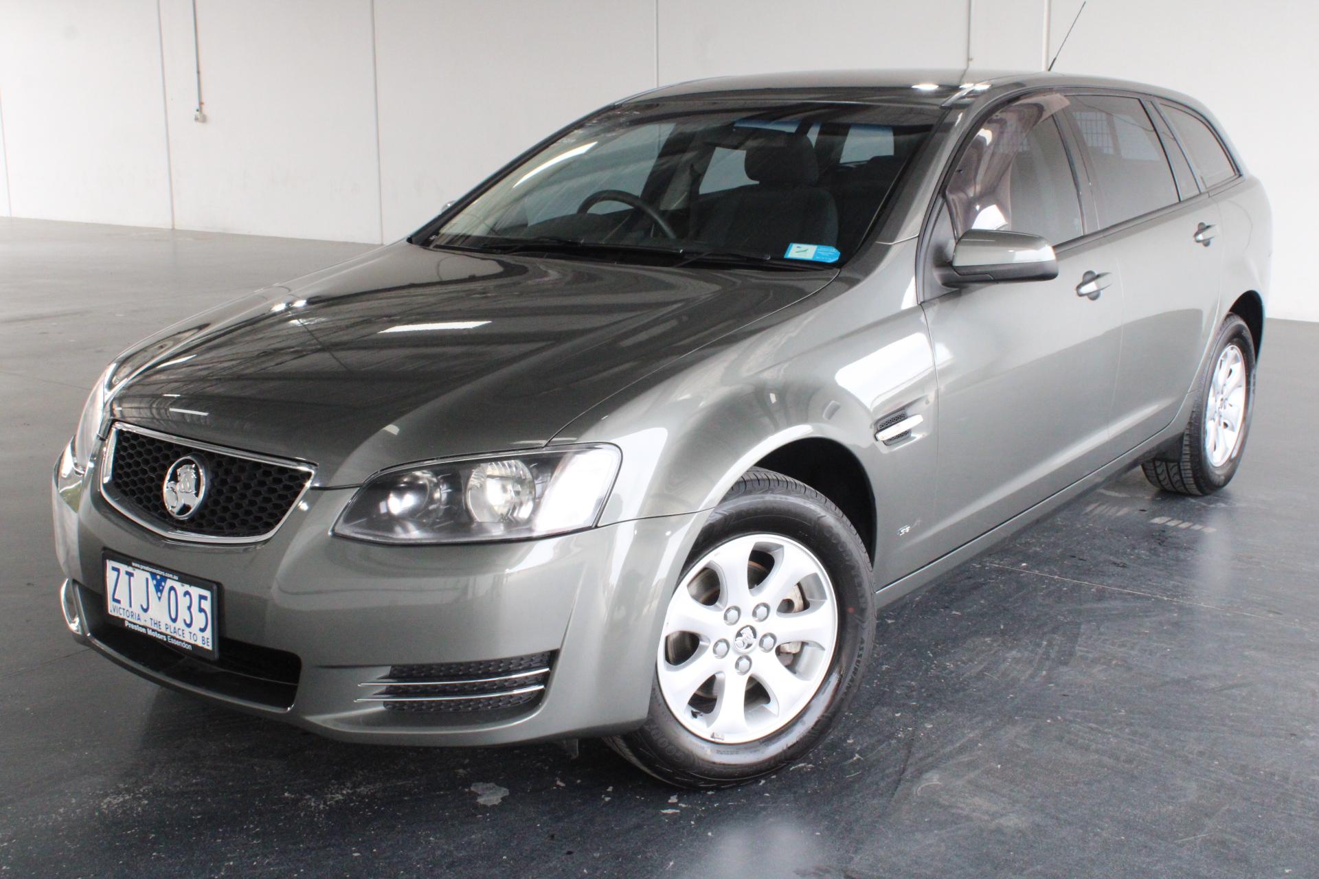 2013 Holden Sportwagon Z-SERIES VE II Automatic Wagon