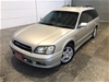 2000 Subaru Liberty RX B3 Automatic Wagon
