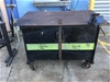 Site Box Welders Bench