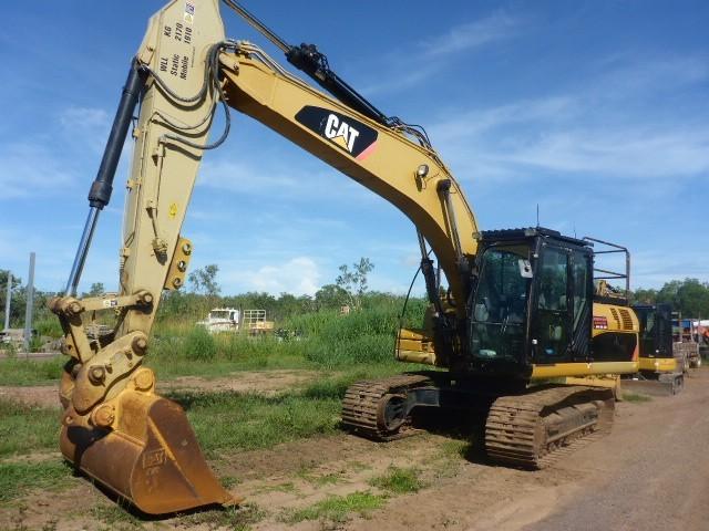 2011 Caterpillar 320D Excavator