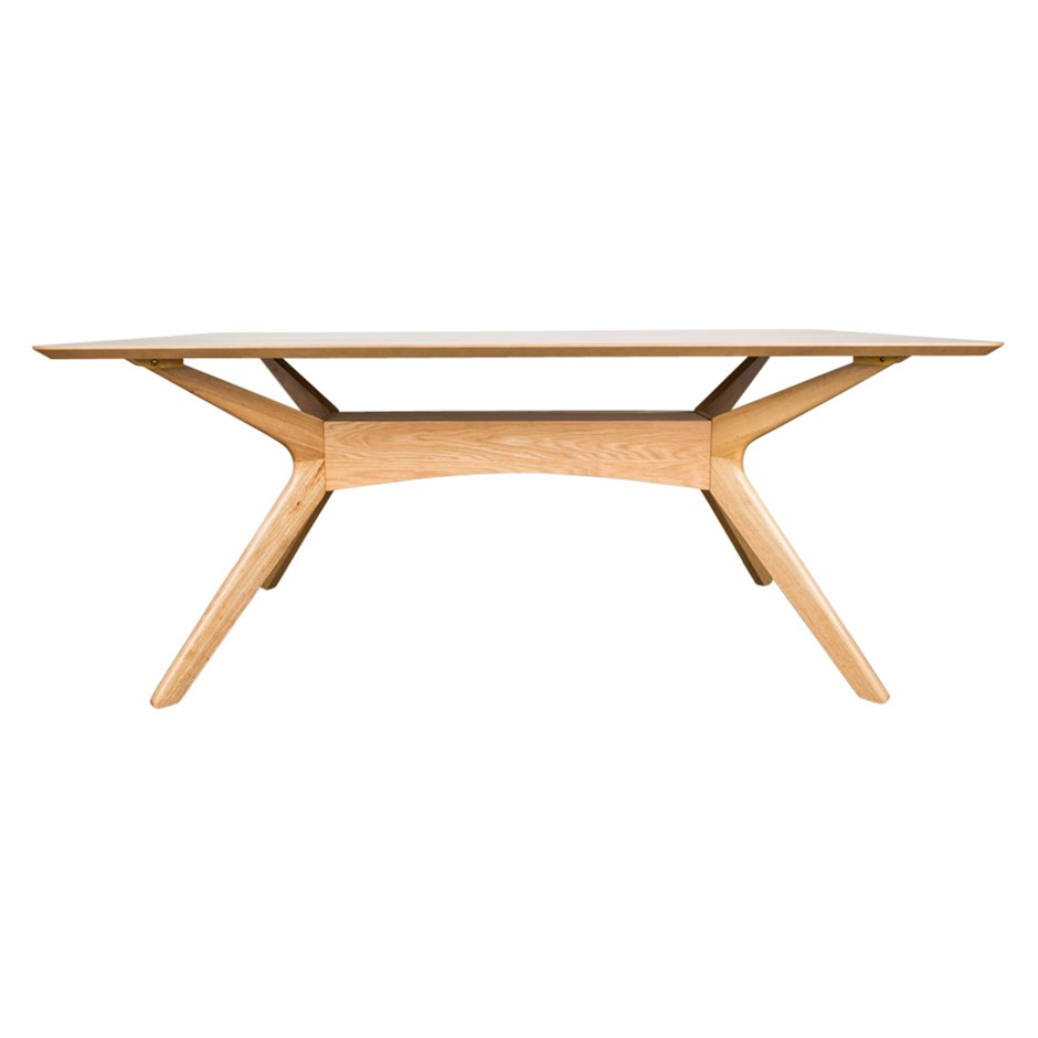 Ascot Dining Table Oak Auction 0226 5040798 Grays Australia