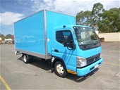 Unreserved Ex Government Delivery Trucks - WA