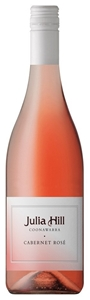 Julia Hill Cabernet Rosé 2017 (12 x 750m