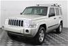 2007 Jeep Commander 3.0T/D V6 CRDi 4WD 7 Seater