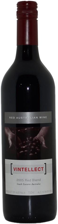 Vintellect Red Blend 2005 (12x 750mL), SEA. Screwcap.