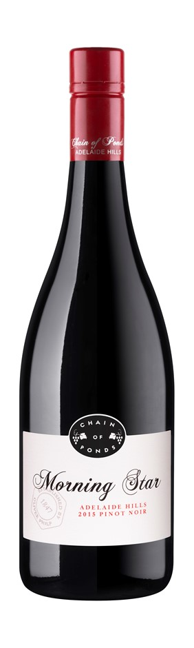 Chain of Ponds Morning Star Pinot Noir 2015 (6 x 750mL) SA