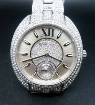 New Michael Kors 'Catlin' Very Glamorous Sophisticated Ladies Watch