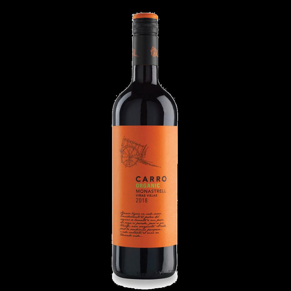 Barahonda Carro Organic 2018 (6 x 750mL) Spain