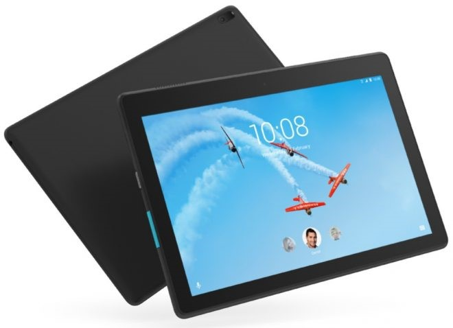 LENOVO Lab E10 Tablet 16GB, Black, HD Display Dual Front Speakers c/w Charg