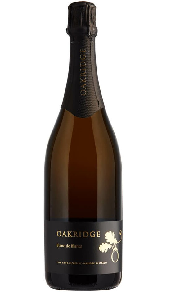 Oakridge LVS Blanc de Blancs - Sparkling 2014 (6x 750ml), Yarra Valley