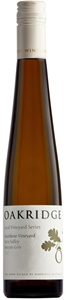 Oakridge LVS Hazeldene Vineyard Botrytis