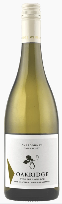Oakridge OTS Chardonnay 2019 (6x 750ml), Yarra Valley, VIC. Screwcap
