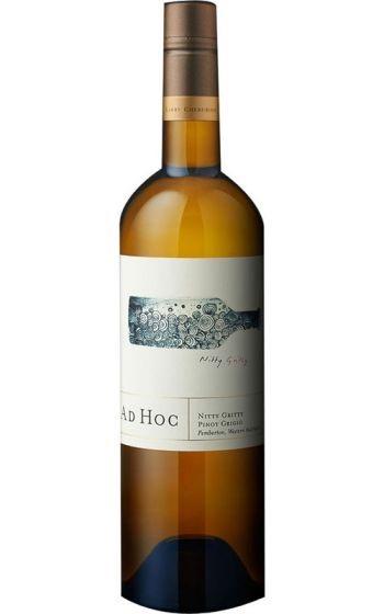 Ad Hoc Nitty Gritty Pinot Grigio 2019 (12x 750ml). Pemberton, WA