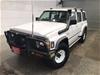 1997 Nissan Patrol RX (4x4) 4.2L GQ Manual 7 Seats Wagon