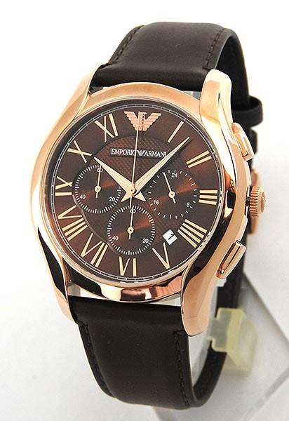 Stunning New Emporio Armani Chronograph Mens Watch.