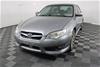2007 Subaru Liberty 3.0R B4 Auto Premium Sedan