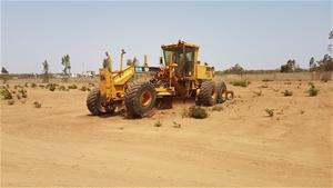 2006 Caterpillar 16H Motor Grader (GO201